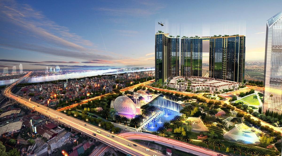 Dự án Sunshine City Hà Nội